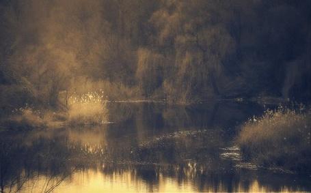 Фото Красивый пейзаж озера и осеннего леса (© Mr. Panda Tao), добавлено: 03.04.2013 02:53