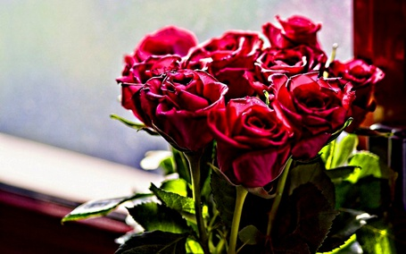 Фото Букет красных роз (© Админ), добавлено: 06.04.2013 02:05