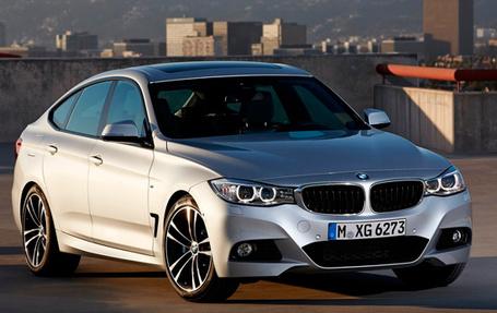 Фото Спортивный BMW 3-Series Gran Turismo
