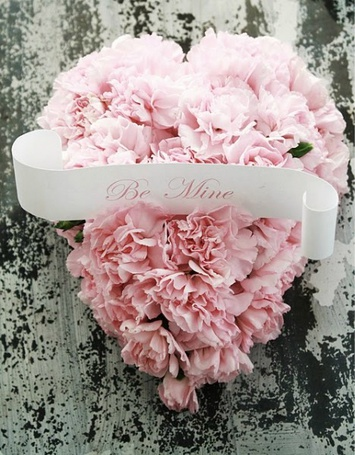 Фото Сердце из роз с надписью (Be Mine) (© ytyz), добавлено: 15.05.2013 05:20