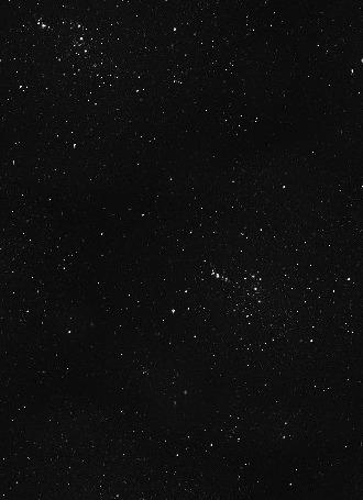 Фото Мерцающие звезды в ночном небе (© Banditka), добавлено: 24.05.2013 11:19