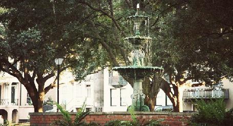 Фото Красивый фонтан (© Anastasia_Ищтв), добавлено: 04.07.2011 13:14