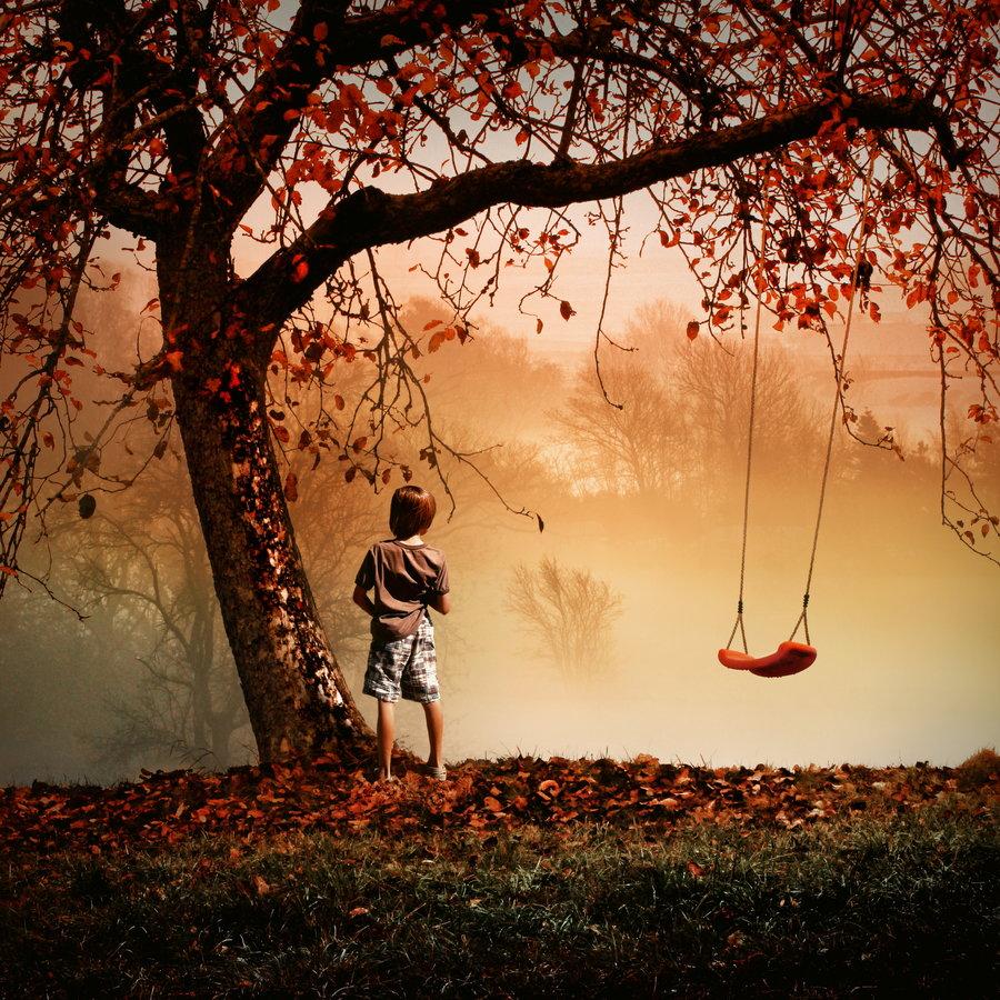 ёлка дерево качели природа картинки всеобщему мнению, победителем