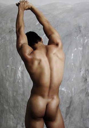 Голые мужчины спиной фото фото 62-924