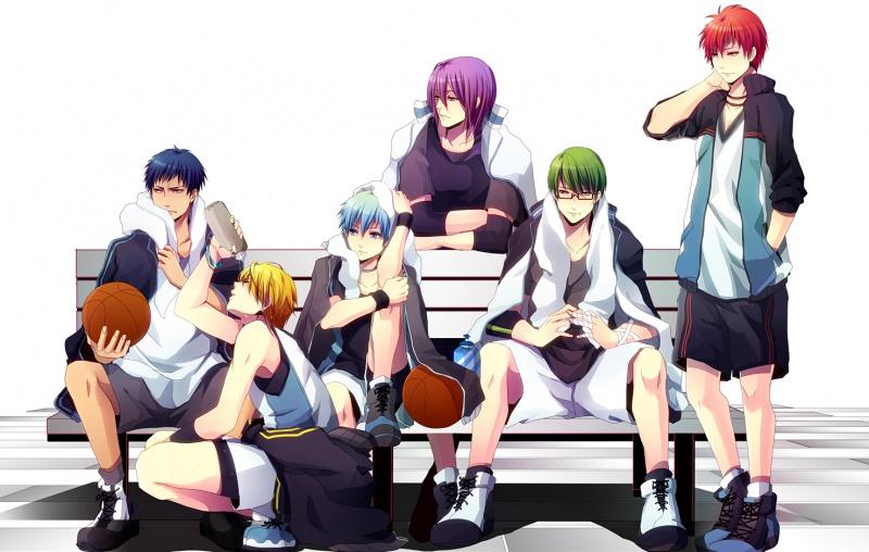 Из аниме баскетбол куроко kuroko no basuke