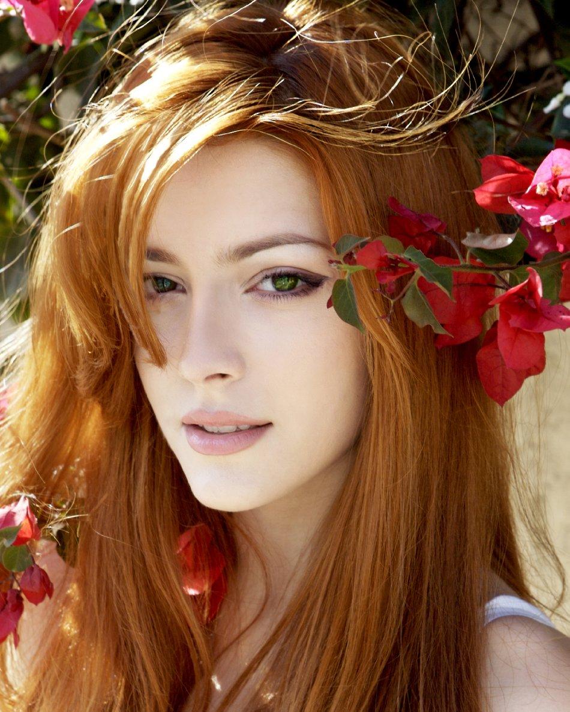Самые красивые фото рыжих девушек в россии 1 фотография