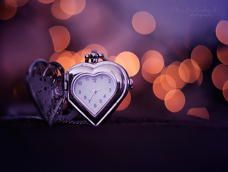 Время любить в картинках