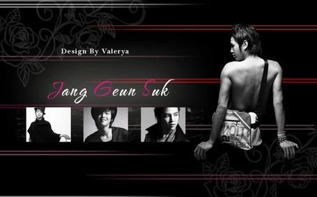 Фото Южнокорейский актер, певец, модель и режиссер Jang Keun Seok / Чан Гын Сок