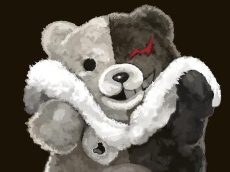 Фото Плюшевый медведь Monokuma / Монокума из аниме, манги и игры Danganronpa / Школа отчаянья (© Julia_0506), добавлено: 26.09.2013 18:49