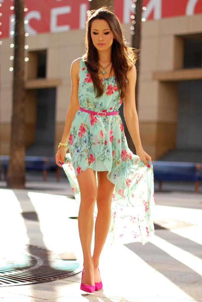 Летние платья на девушек