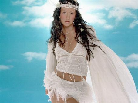 ���� ������ �������� ������� / Christina Aguilera � ������ ������