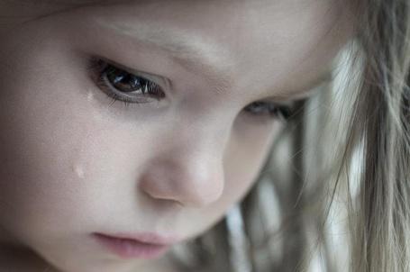 Фото Портрет плачущей девочки, фотограф Viktoria Haack