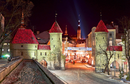 ���� ���� �� �����������, �������� ���� ������� ������ �������, ������� / Tallinn, Estonia (� Felikc), ���������: 30.12.2013 00:39