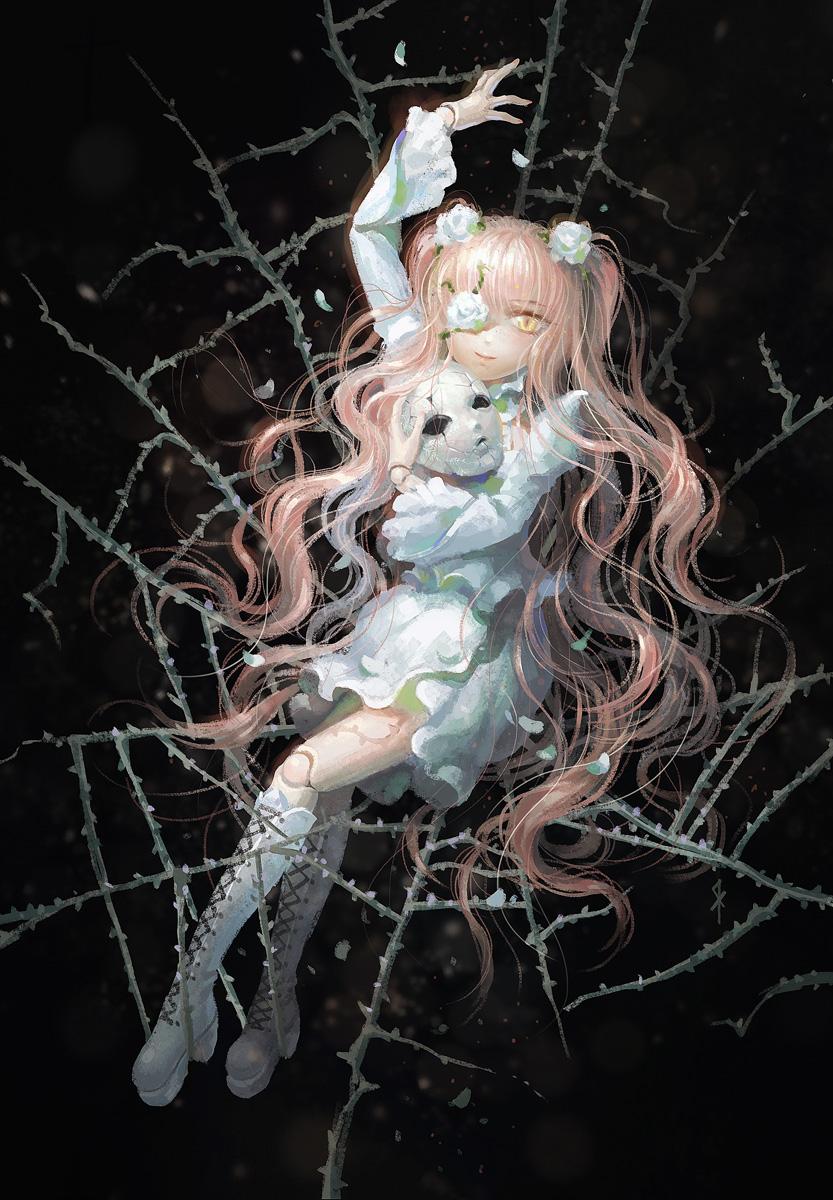 Фото Kirakishou / Киракишоу из аниме Rozen Maiden / Девы Розена, art by seeker