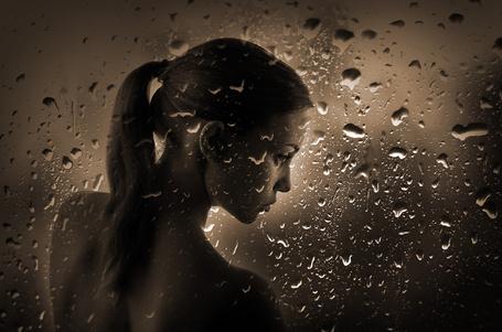 Фотограф за стеклом