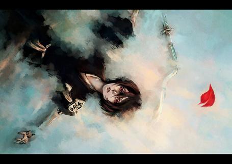 Фото Рукия Кучики / Rukia Kuchiki / из аниме Блич / Bleach