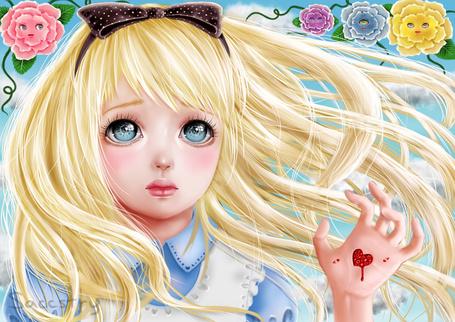 Фото Alice / Алиса из аниме Alice in Wonderland / Алиса в в стране чудес