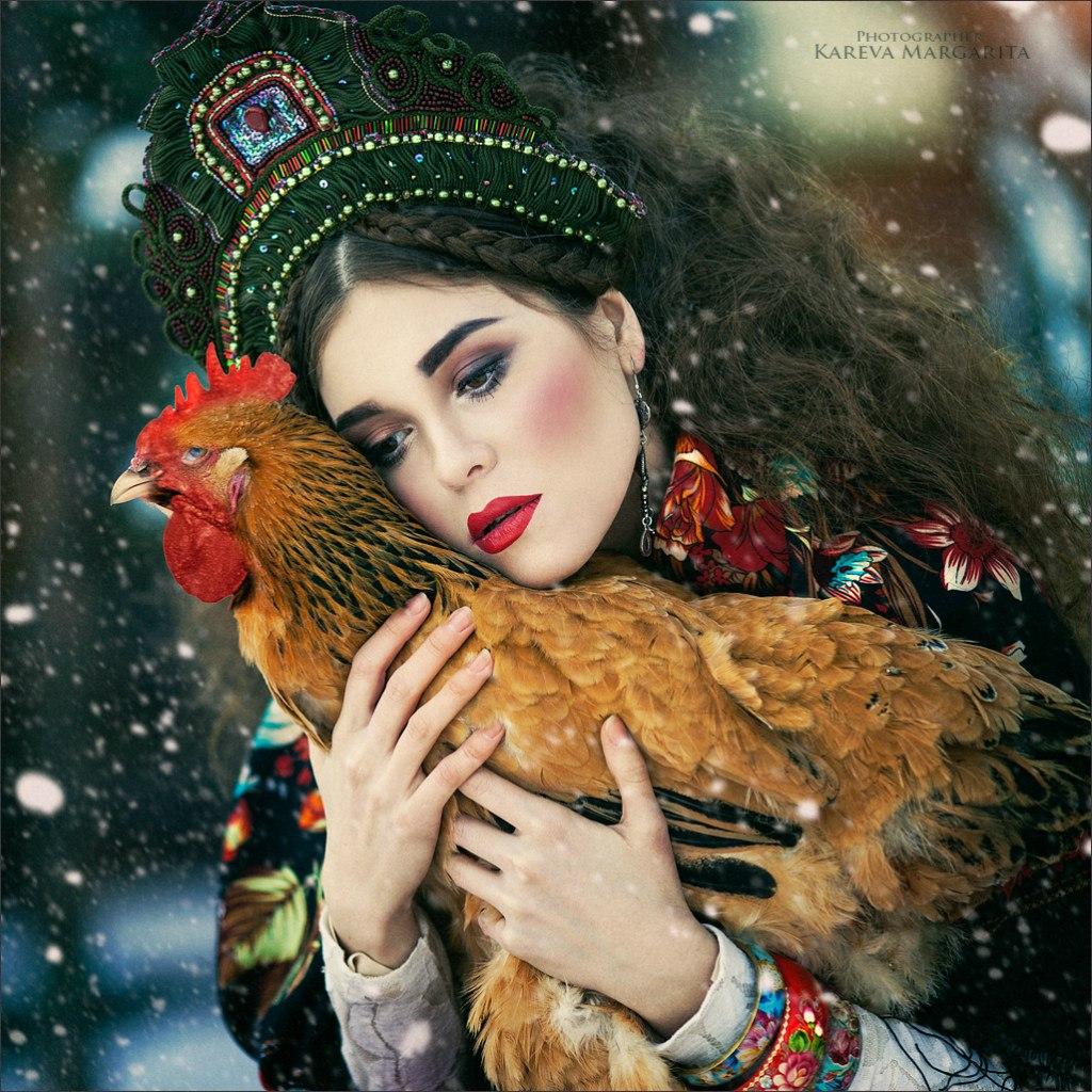 Русские девочки с сюжетом 10 фотография