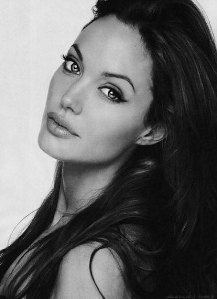 Эротические фото Анджелины Джоли Angelina Jolie