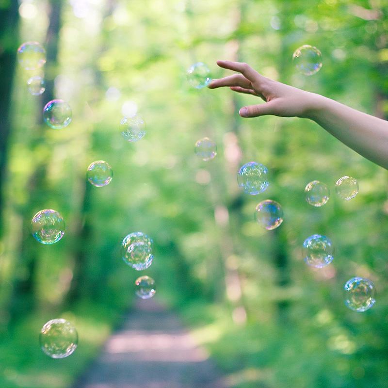 спутниковой фото с мыльными пузырьками вставить