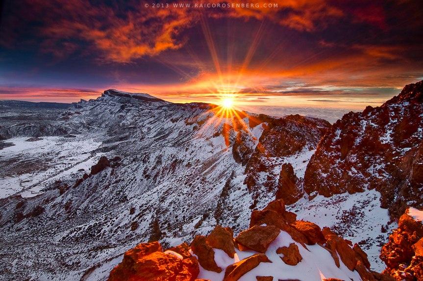 фото солнце в снежных горах заказать квадроциклы