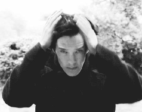 Фото Актер Бенедикт Камбербэтч / Benedict Cumberbatch в роли Шерлока Холмса / Sherlock Holmes из телесериала Шерлок / Sherlock