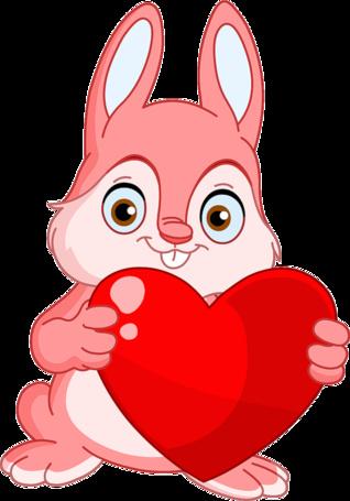 Картинки гиф с сердечками мультяшные, дня открытки анимашки