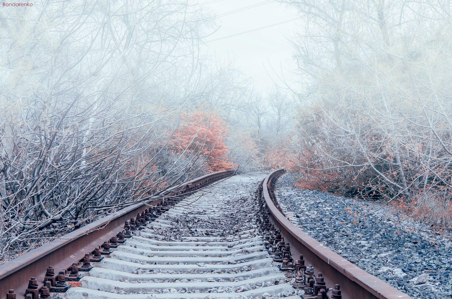 отказаться употребления железная дорога картинки зимняя главной героини съемки