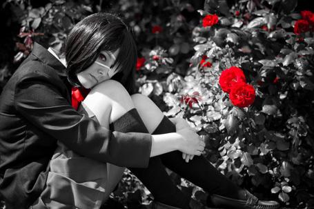 Фото Косплей Мисаки Мэй / Misaki Mei из аниме Иная / Another