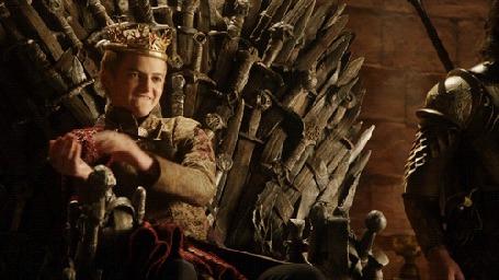 Фото Актер Джек Глисон / Jack Gleeson, в роли Джоффри Баратеона / Joffrey Baratheon, сериал Игра престолов / Game of Thrones