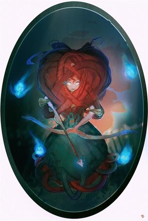 Фото Принцесса Мерида / Merida из мультфильма Храбрая сердцем / Brave, арт от CeruleanRaven