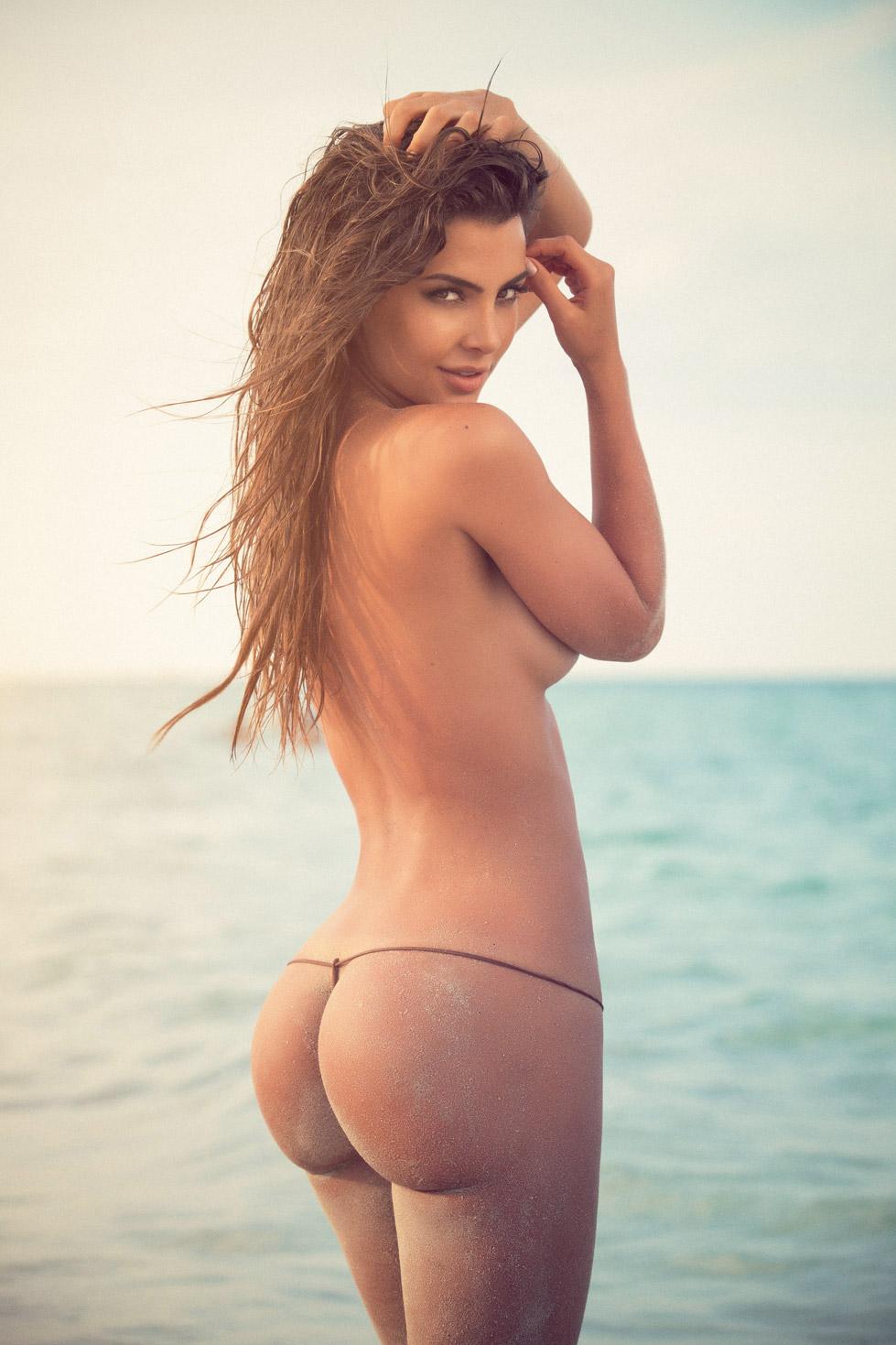 Самая красивая голая девчонка 4 фотография