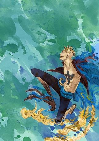 ���� Marco / ����� �� ����� ��� ��� / One Piece (� Maya Natsume), ���������: 03.07.2014 16:14