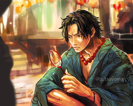 ���� ������� �. ��� / Portgas D. Ace �� ����� ��� ��� / One Piece (� Maya Natsume), ���������: 03.07.2014 16:20