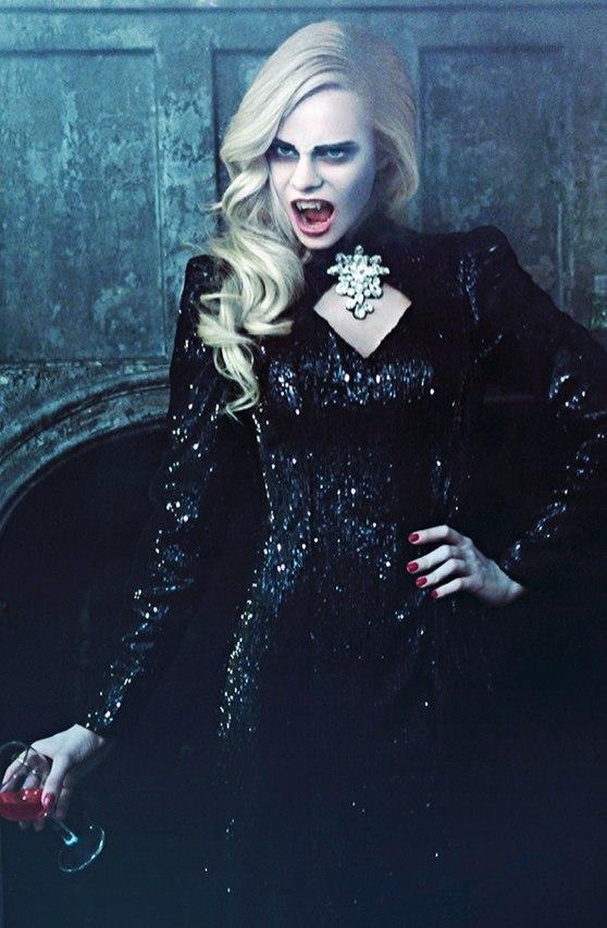Мария девушка вампир