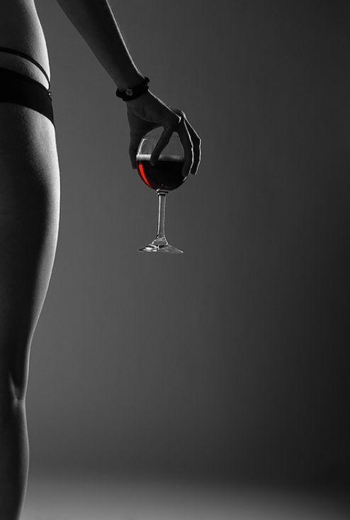 Бокал вина и эротика фото 197-682