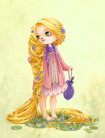 ���� ��������� Rapunzel / ��������� �� ����������� Tangled / ���������: ���������� �������