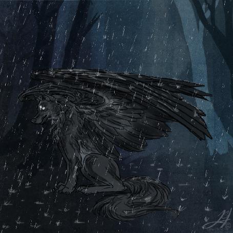 Волк плачет фото