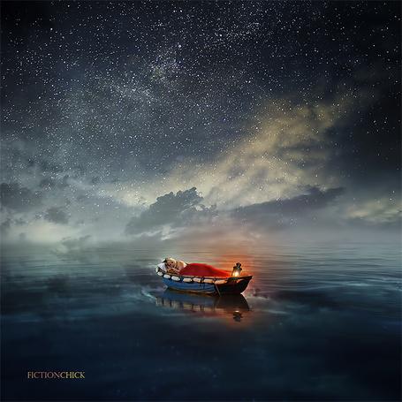 приснилось плаваю в лодке