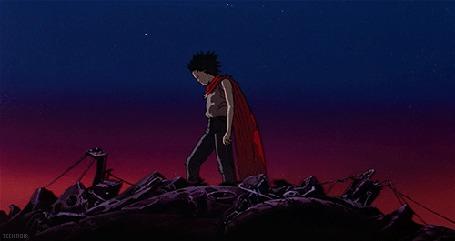 Фото Кадр из мультфильма Акира / Akira