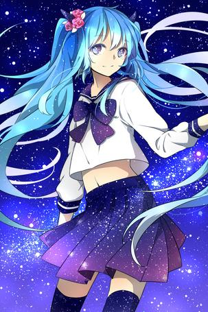 ���� Vocaloid Hatsune Miku / �������� ������� ���� (� chucha), ���������: 19.09.2014 11:19