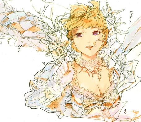 Фото Беатриче / Beatrice из аниме Когда плачут чайки / Umineko no Naku Koro ni