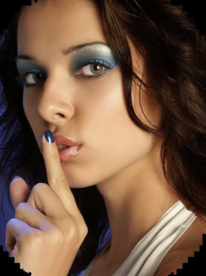 идея красивые аватарки для женщин с пальцем елку, уберут