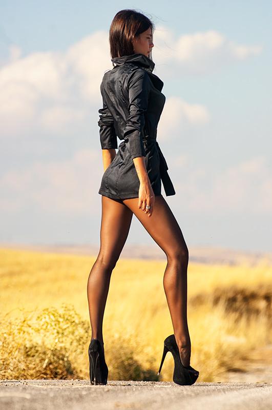 как фотографировать девушек с длинными ногами что самом