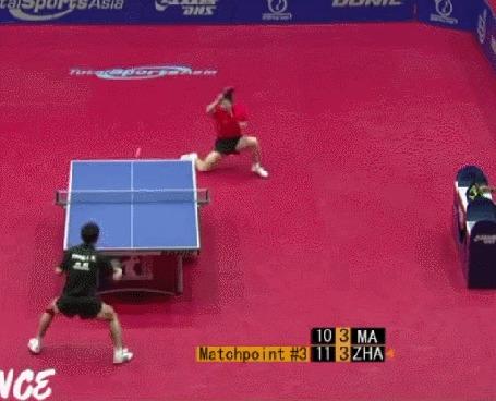 Фото Соревнование по настольному теннису