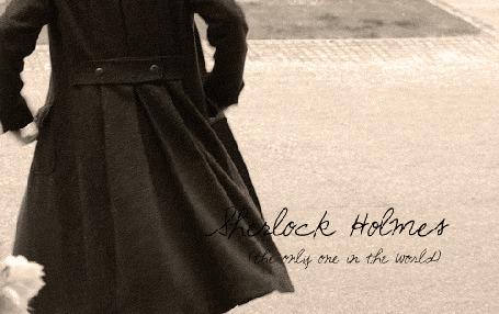 Фото Бенедикт Камбербэтч / Benedict Cumberbatch в роли Шерлока Холмса / Sherlock Holmes из телесериала Шерлок / Sherlock