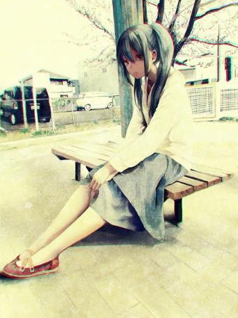 Фото Vocaloid Hatsune Miku / Вокалоид Хатсуне Мику