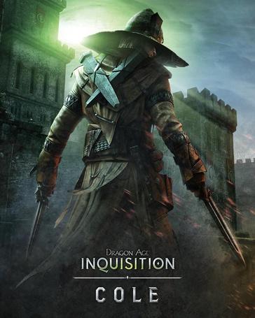 Фото Арт к игре Dragon Age: Inquisition, Коул