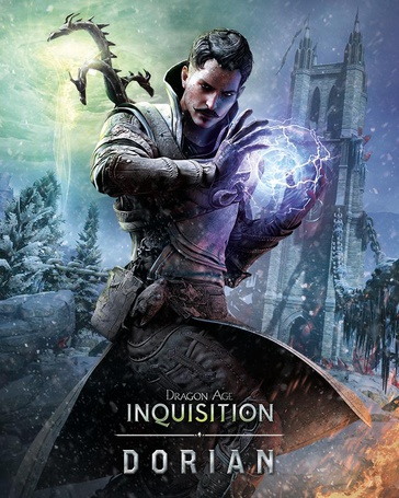 Фото Арт к игре Dragon Age: Inquisition, Дориан Павус