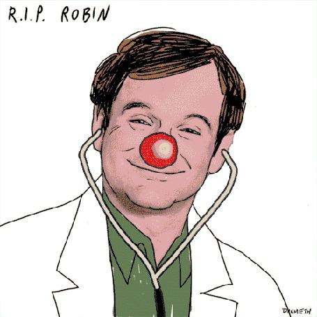 Фото Американский актер Робин Уильямс / Robin Williams в различных иконостасях (R. I. P. Robin)
